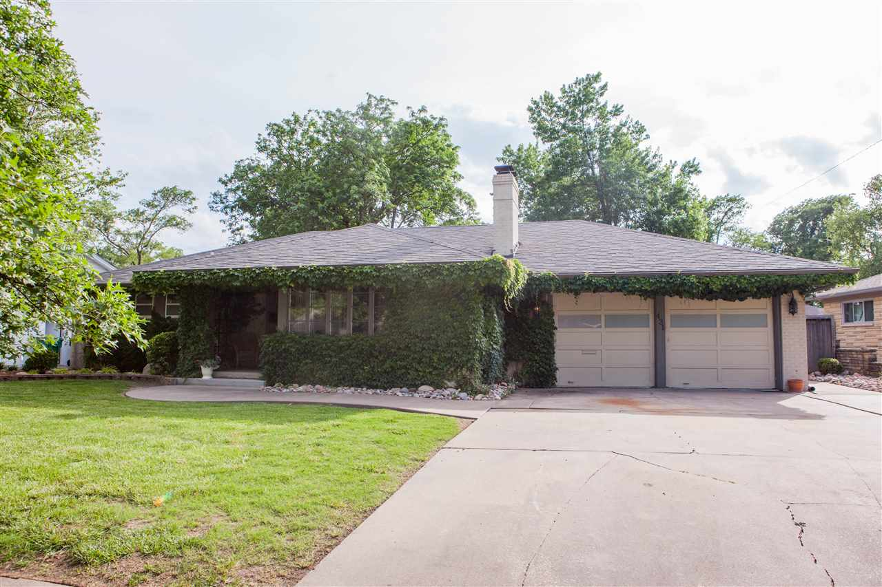 Beautiful ranch home nestled on a quiet tree lined street in The Village.  This 3 BR 2.5 BA home is