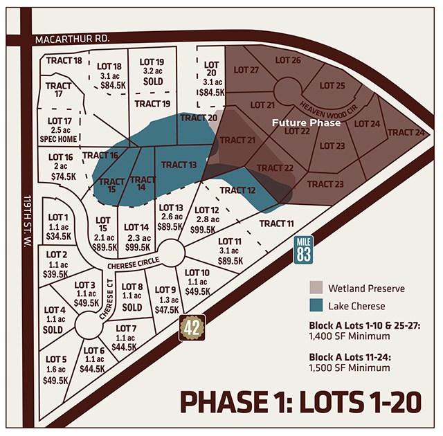 For Sale: 11755  Cherese Circle, Wichita KS