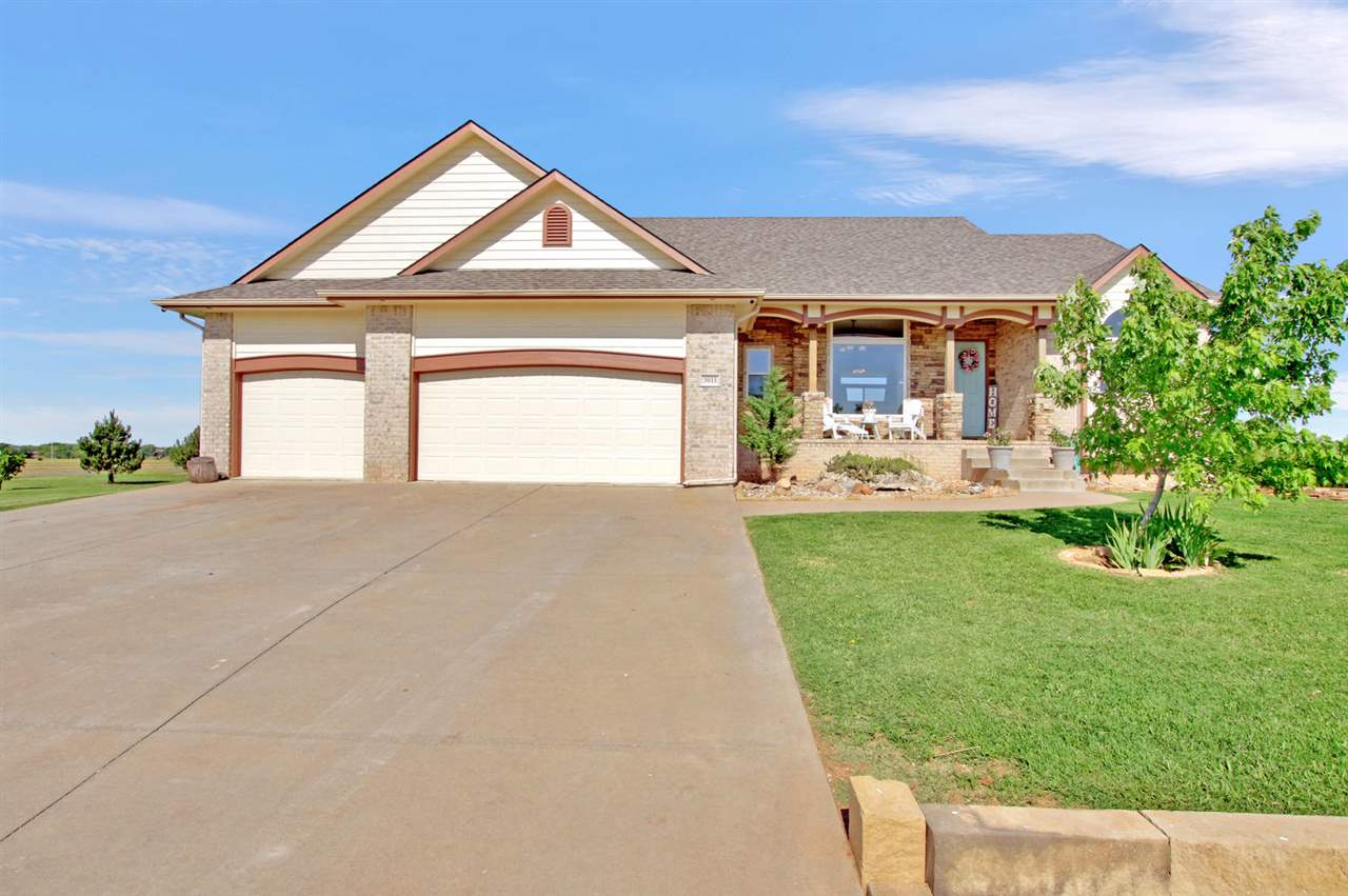 Beautifully maintained Custom Built 5BR, 3BA Ranch home in Hilltop Acres Estates. Newly Finished Bas