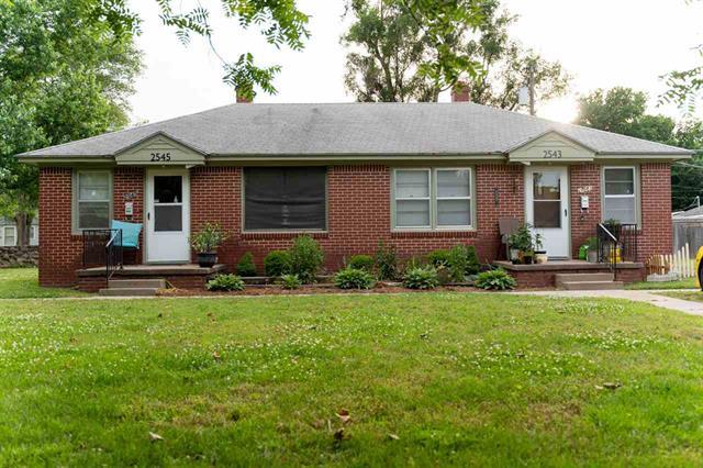 For Sale: 2543 & 2545 S Ellis, Wichita KS