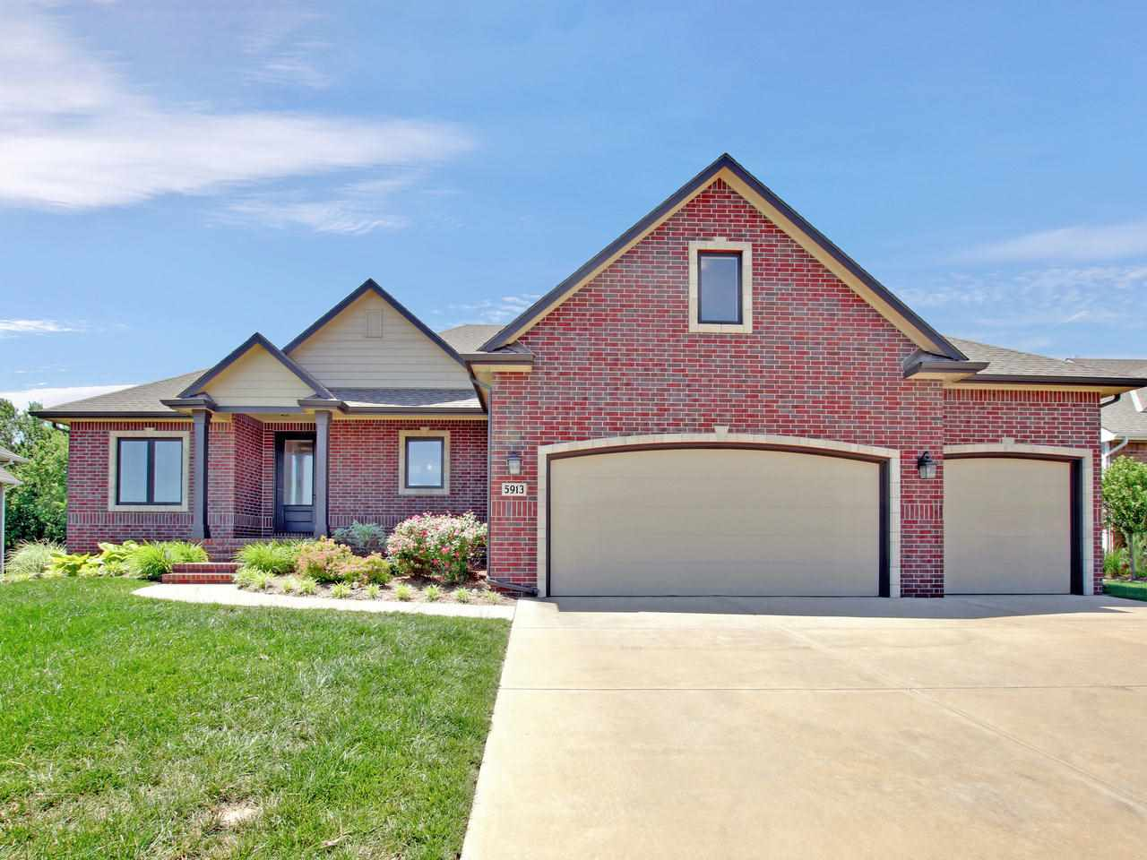 This beautiful home in the sought-after Iron Gate subdivision, offers 3 bedrooms on the main level a