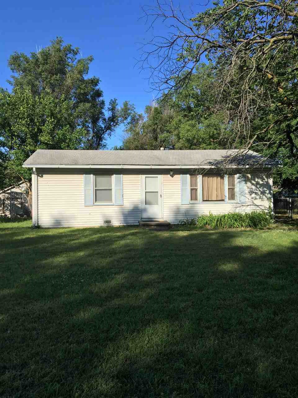 Perfect for  Investors  or 1st time home buyer. Exterior has vinyl siding and replacement windows th