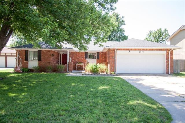 For Sale: 2540 N Claiborn Cir, Wichita KS