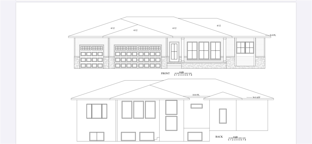 This gorgeous home by T.W. Custom Homes features 3 bedrooms, 2 baths and a 3 car garage. A large ope