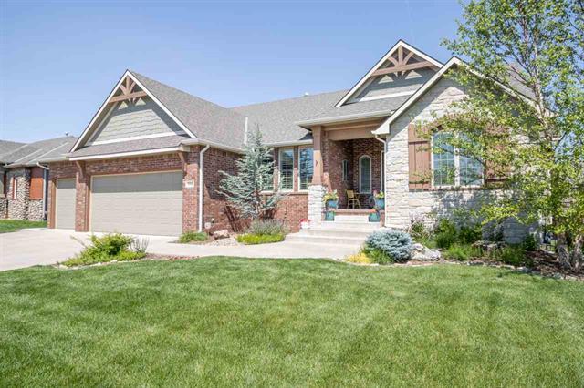 For Sale: 3366 N BRUSH CREEK CIR, Wichita KS