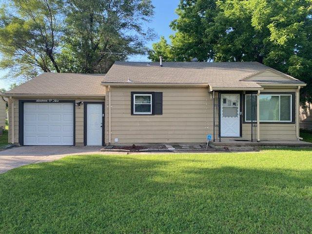 For Sale: 1602 E 8th Street, Newton KS
