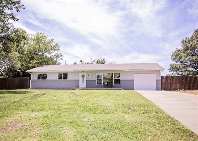 For Sale: 411  CIRCLE DR, Burrton KS