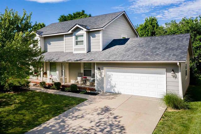 For Sale: 8319 E Greenbriar St, Wichita KS