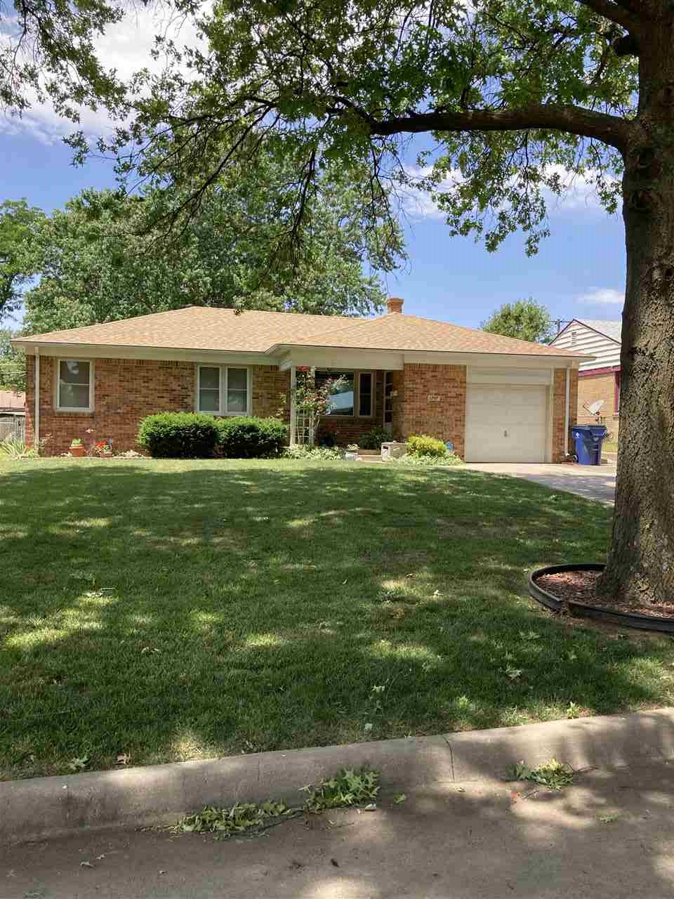 Very well maintained home on a quiet street! You will find plenty of space in this home with over 15