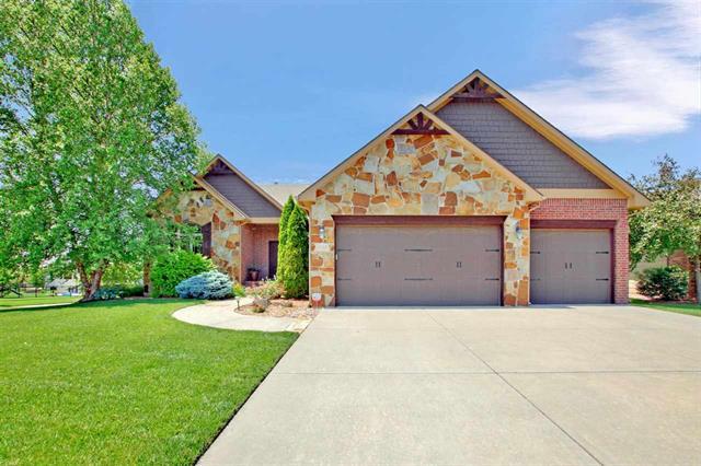 For Sale: 3358 N Grey Meadow Ct, Wichita KS