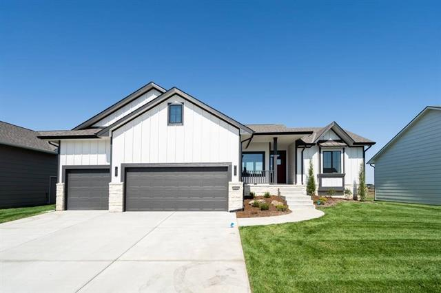 For Sale: 1069 S Arbor Creek Ct, Goddard KS