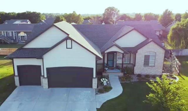 For Sale: 927 N Trail Drive Circle, Mulvane KS