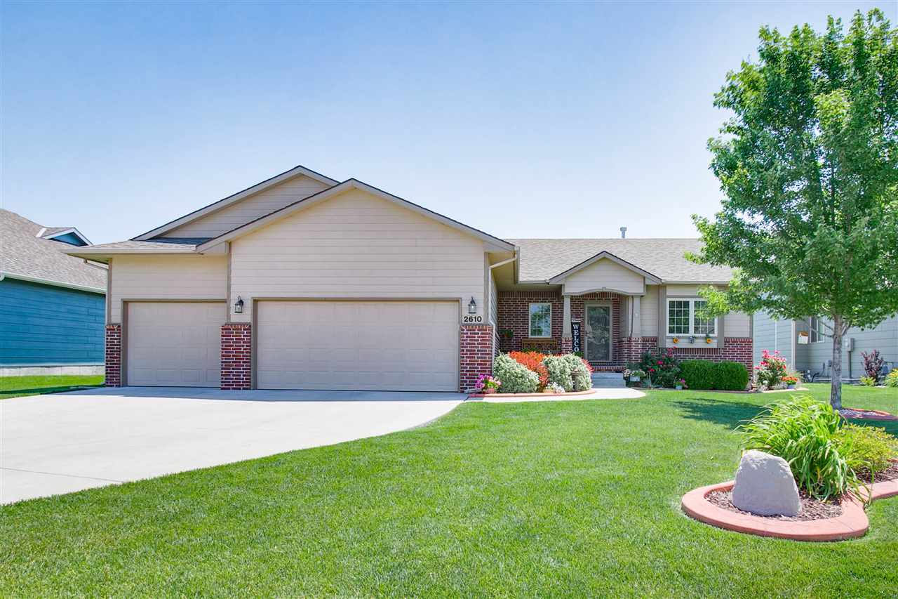 Beautiful 2011 built 5 BR 3 BA, 3 Car garage home with Large back yard, nice deck and  large play se