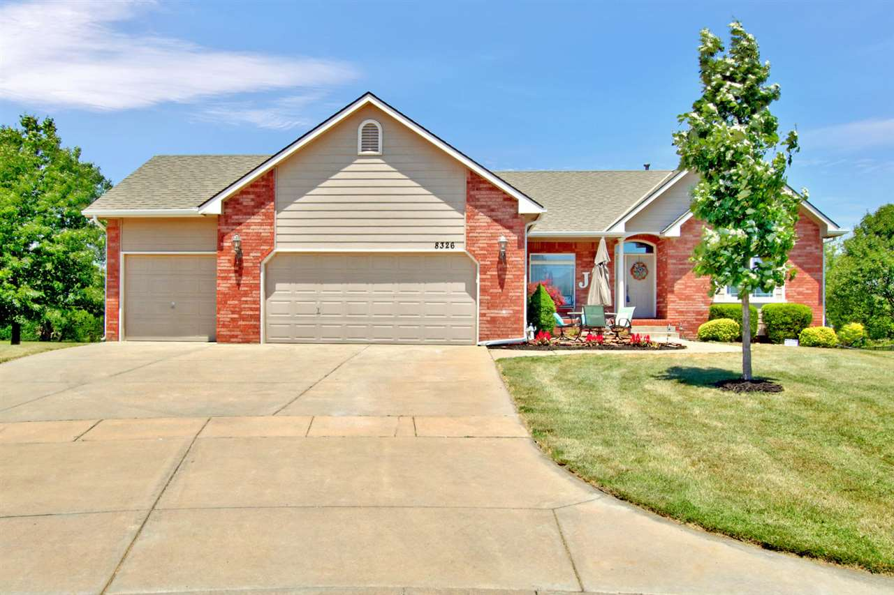 8326 E Old Mill Ct, Wichita, KS, 67226