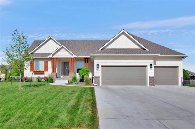 For Sale: 3518 N Deer Ridge, Rose Hill KS