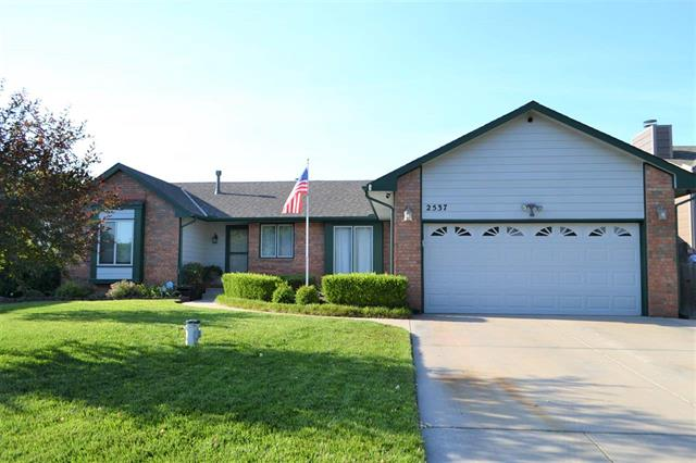 For Sale: 2537 N Crestline St, Wichita KS