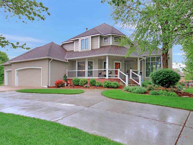 For Sale: 7902 W Meadow Pass, Wichita KS