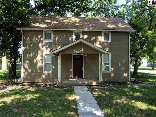 For Sale: 523  Highland Ave, Newton KS