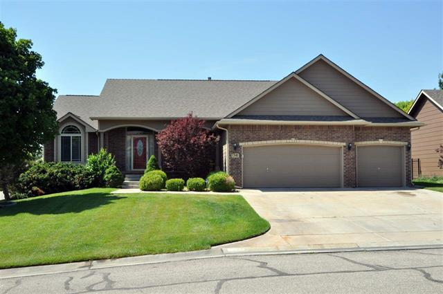 For Sale: 1341 S AUBURN HILLS CT, Wichita KS