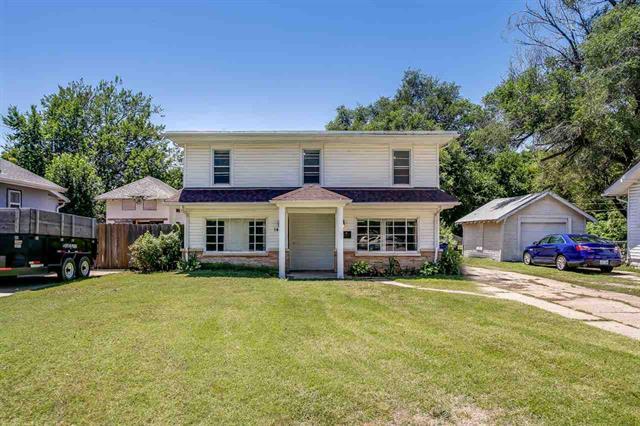For Sale: 145 S Saint Clair Ave, Wichita KS