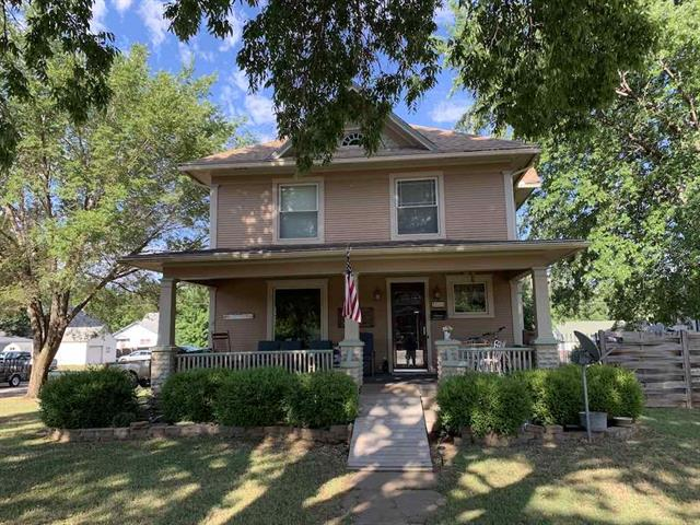 For Sale: 523 N Springfield, Anthony KS