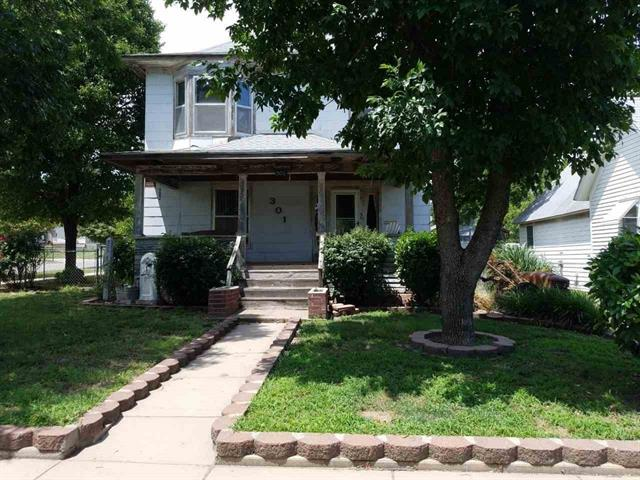 For Sale: 301 E HARVEY AVE, Wellington KS