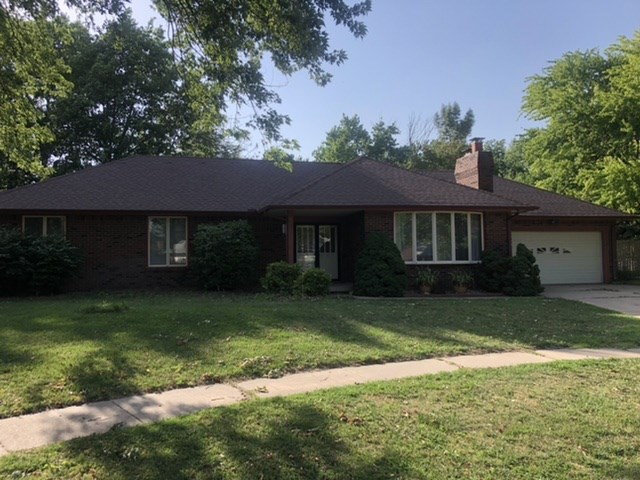 Don't miss out on this stately ALL  BRICK ranch on a quiet cul-de-sac.  If you hurry you can get mov