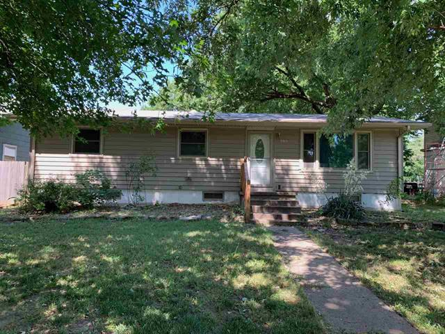 For Sale: 209 N Olive, Peabody KS