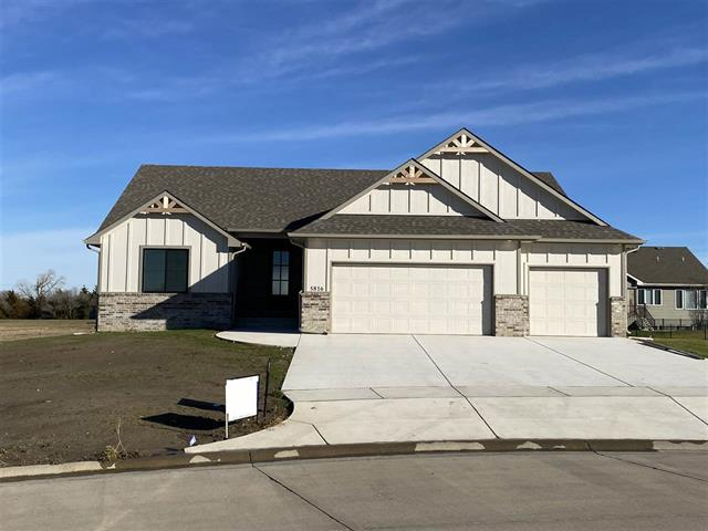 For Sale: 5816 E Wildfire St., Bel Aire KS