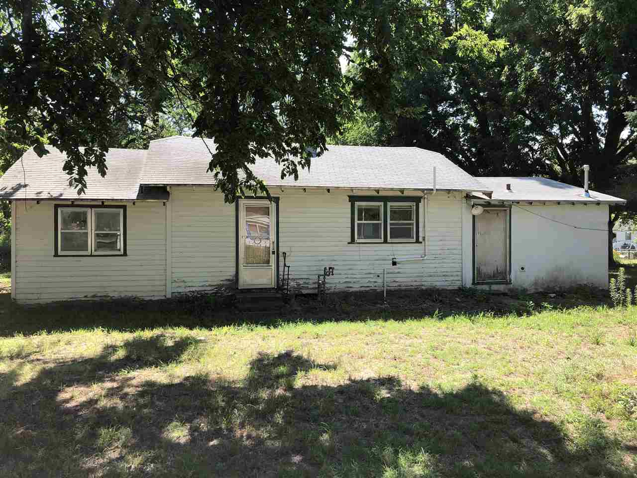 Lots of potential! With all of the plumbing updated and roughed in and a new hot water tank and a blank canvas for you to make your own improvements! Call today to schedule a showing.