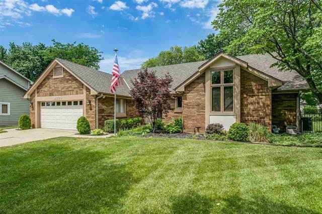 For Sale: 8226 E GREENBRIAR CT, Wichita KS