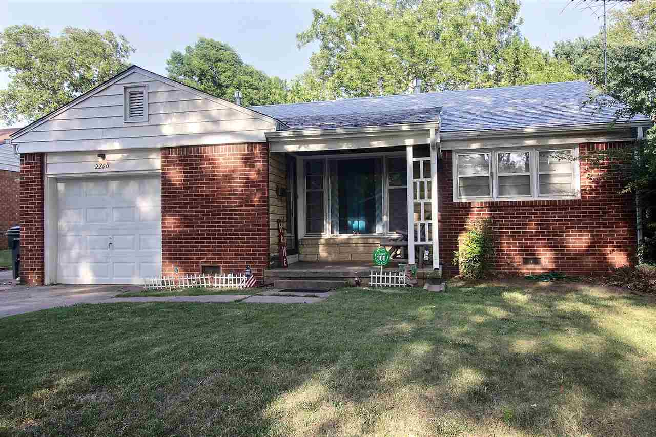 Move-in ready 3 bedroom ranch on a beautifully treed lot and street. Nice Entryway with coat closet,