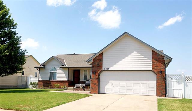For Sale: 5408 W 44th St S, Wichita KS