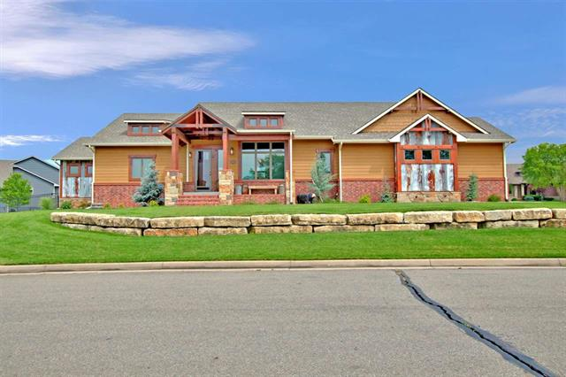 For Sale: 505 W Cherry Oaks Ct, Cheney KS