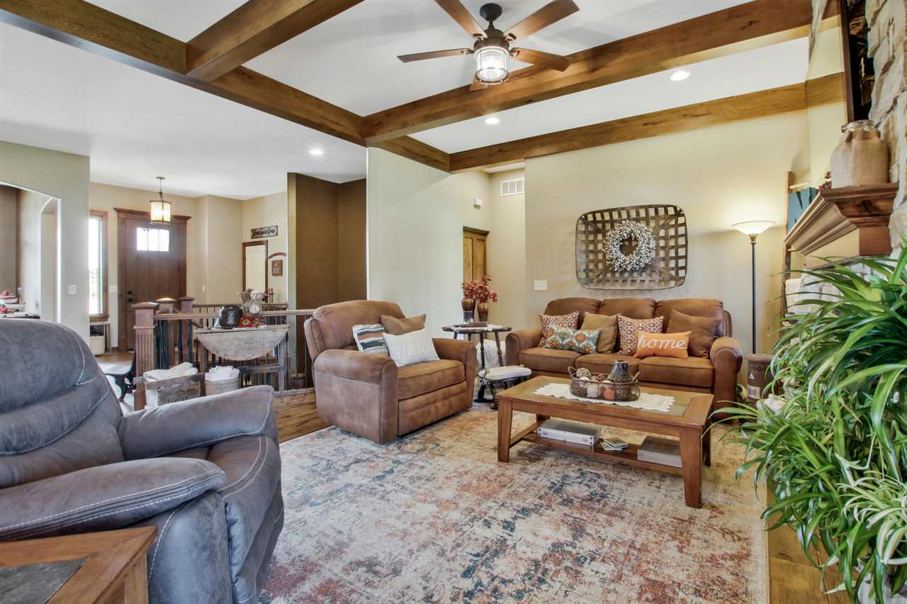 For Sale: 505 W Cherry Oaks Ct, Cheney KS