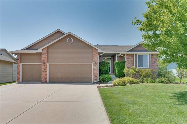 For Sale: 3219 N Lake Ridge Ct, Wichita KS