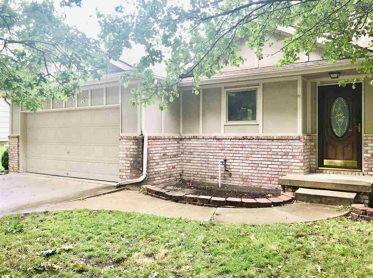 This beautiful quad level home is located in the Highly desired Maize School District. MainLevel off