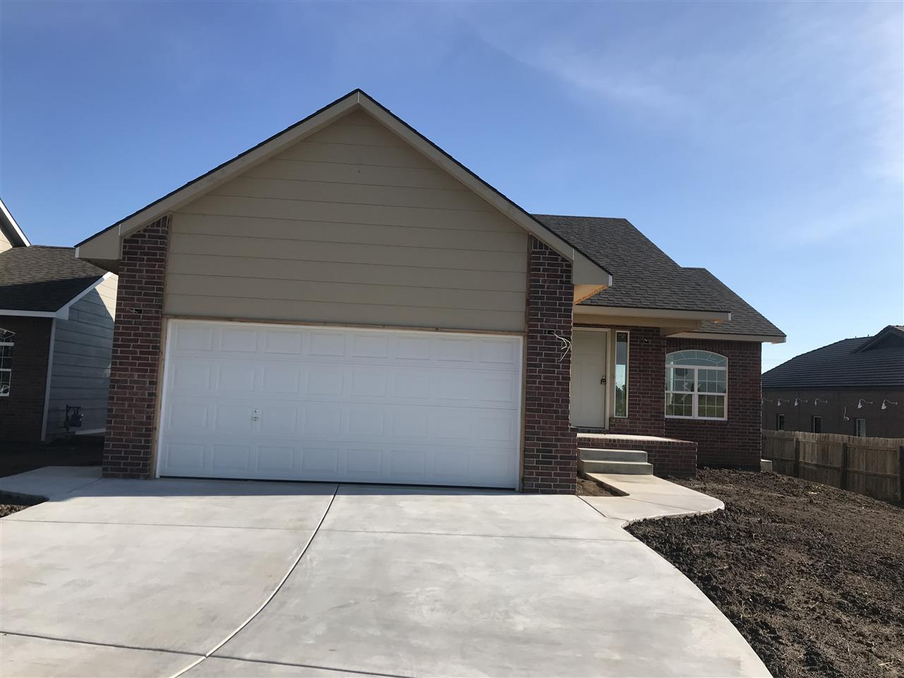Newly built home in a desirable neighborhood.  4 bedroom, 3 full bath, finished basement with large
