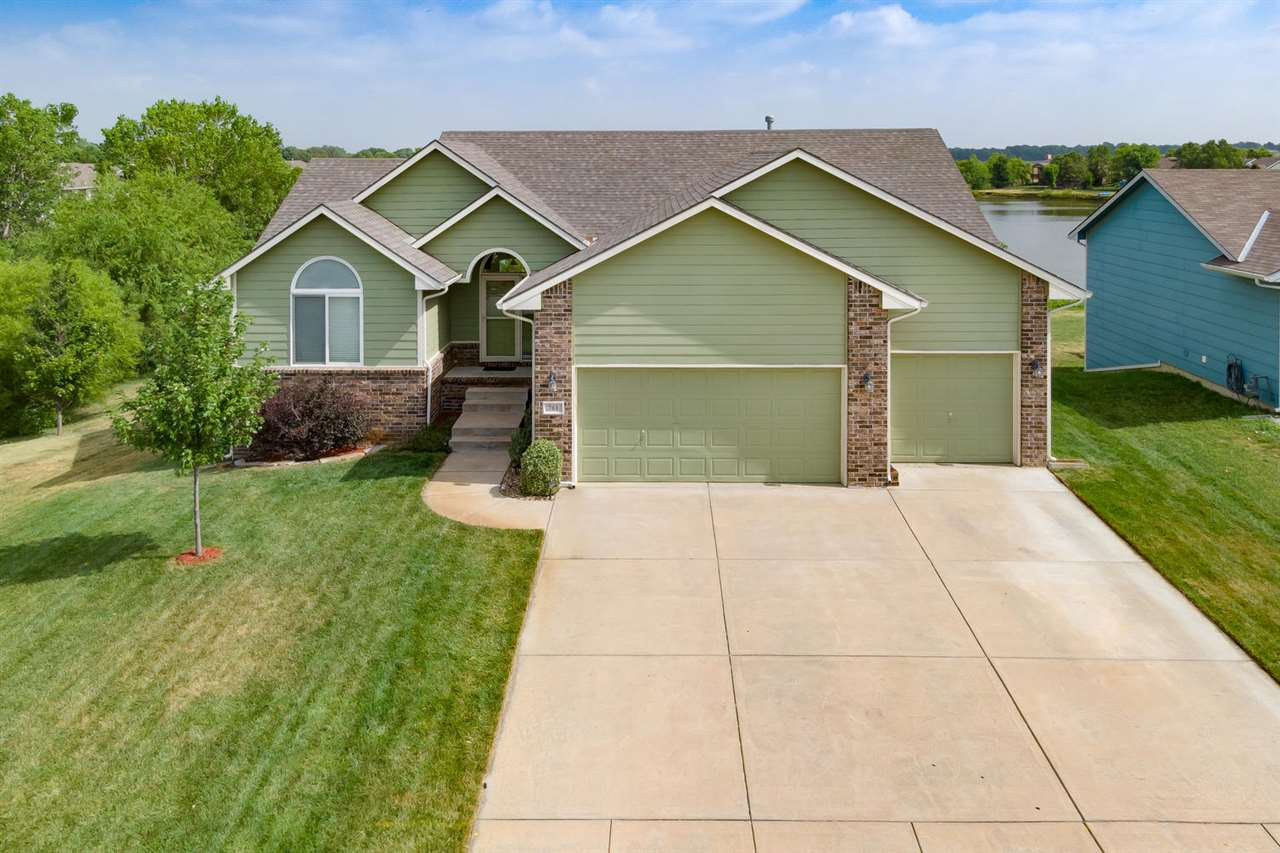 Incredibly maintained and updated 4 Bed/3 Bath Ranch in Prairie Lakes.  Valley Center Schools and co
