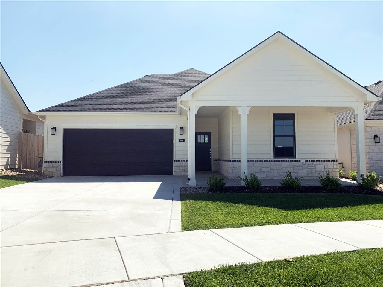 The Capri is a beautiful home with zero step entry living.  It has gorgeous upgraded features with a