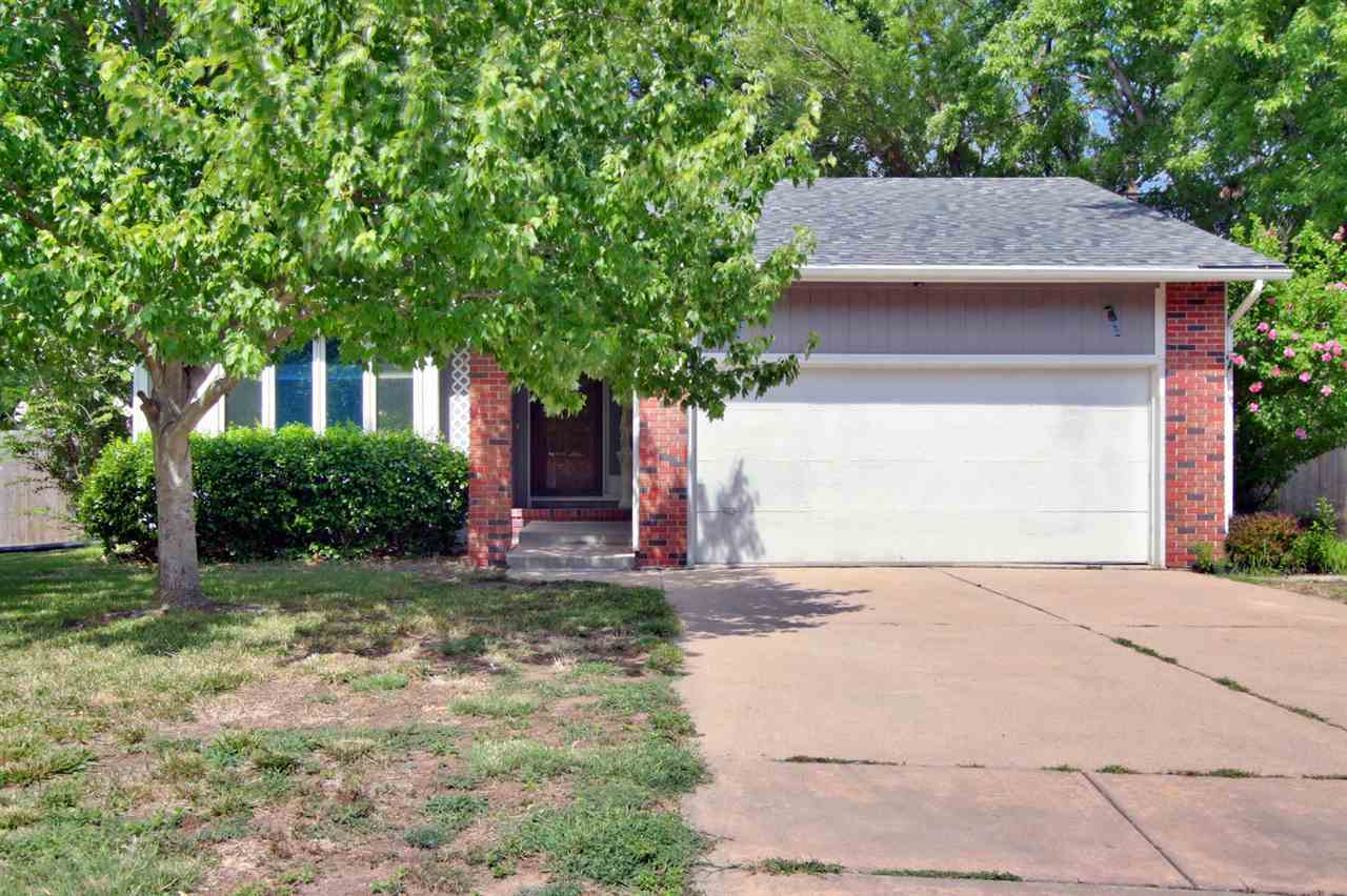 This well maintained, Maize school district home is sure to please! Walking distance to Sedgwick County Park with a safe light to cross the street for the safety of you and your family. 3 bedrooms upstairs with a Jack and Jill bathroom on the main floor. The master suite on the main floor has an extra sink that allows function and privacy. The sellers are using the bonus room in the basement as a master suite that has a large walk-in closet and bathroom. You will have plenty of room for entertaining including the very large kitchen with range hood and plenty of cabinets for a chefs dream kitchen, living room upstairs including a dining area with luxury vinyl flooring. The basement rec. room has brand new polished cement floors with a wet bar! Outside you have a nice patio overlooking the fairly large backyard and a newer roof that was installed in 2019. This home is move-in ready for a new family to start the new school year!