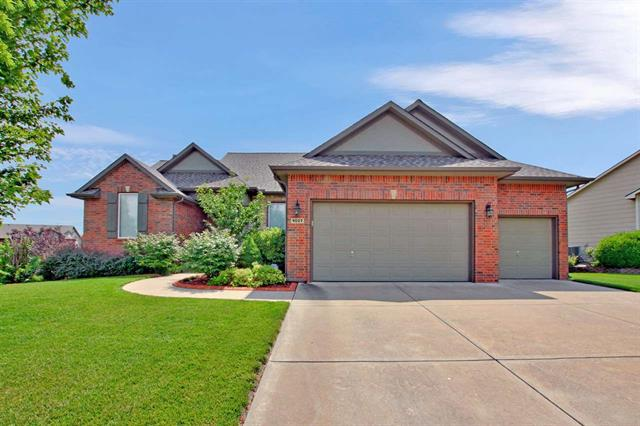 For Sale: 9007 W SILVER HOLLOW CT, Wichita KS