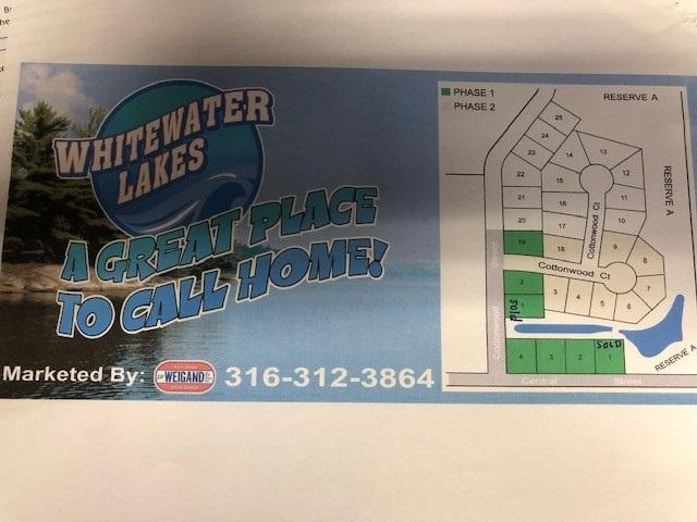 For Sale: 503 E CENTRAL ST, Whitewater KS