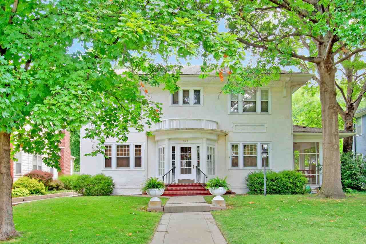 Stunning 100 year old home in College Hill on the highly desirable 300 block of South Fountain and j