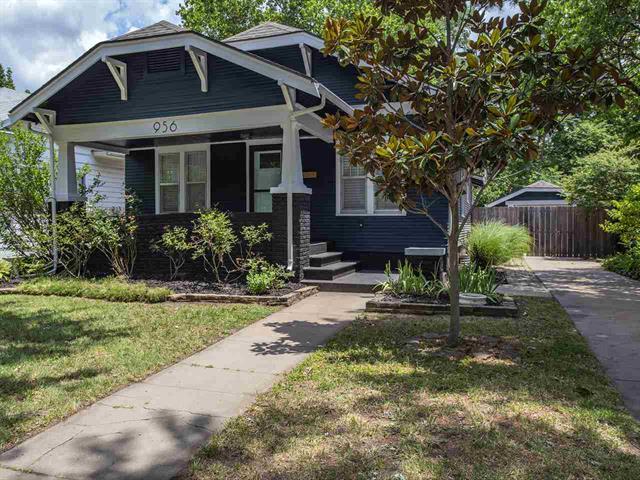 For Sale: 956 N WOODROW AVE, Wichita KS
