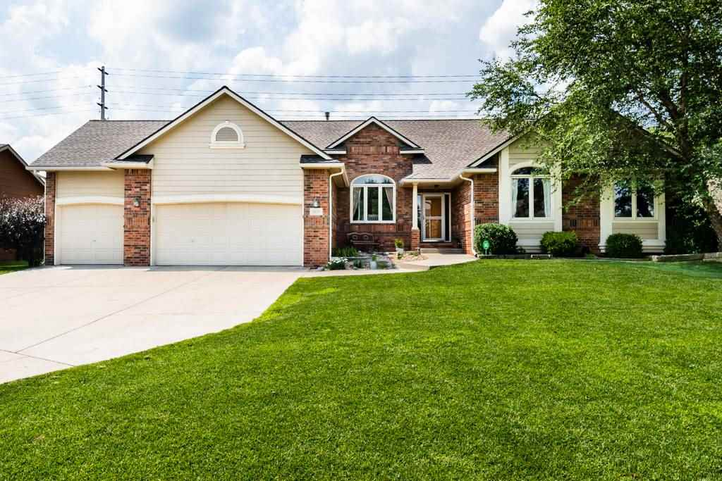 Spacious, beautiful and ready for you! This home features 5 bedroom, 3 bath with a 3 car garage. Lar