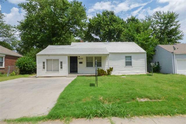For Sale: 1410 N BROADVIEW ST, Wichita KS