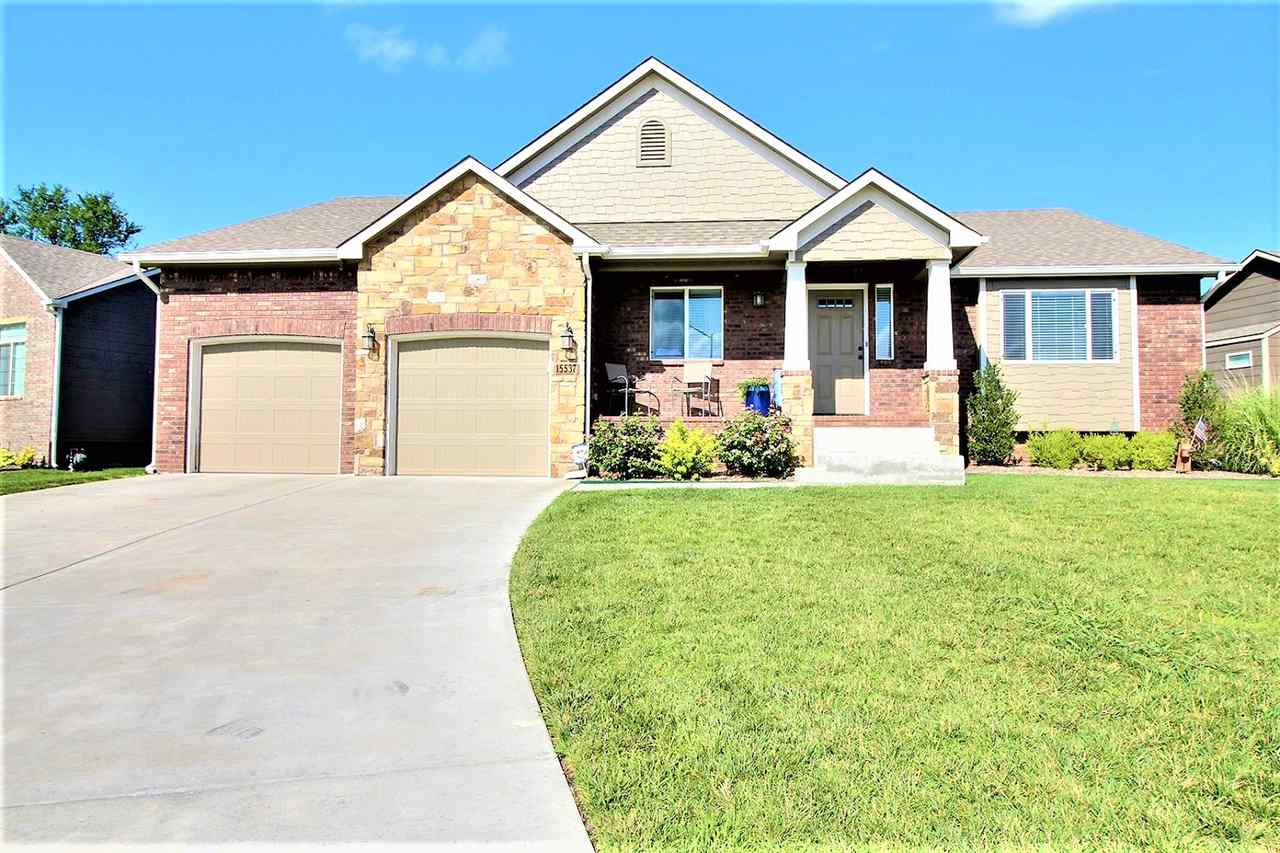 Come see this beautiful 4 bedroom, 3 bathroom home in the Whispering Lakes Addition. Home is move in