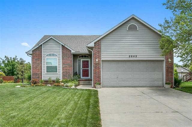 For Sale: 2042 E ZACHARY DR, Derby KS