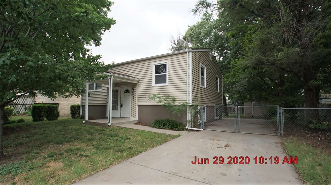 Near shops and highway access is this 1 bdrm, 1 ba bi-level home with add'l 2 bdrm and ba in lower l